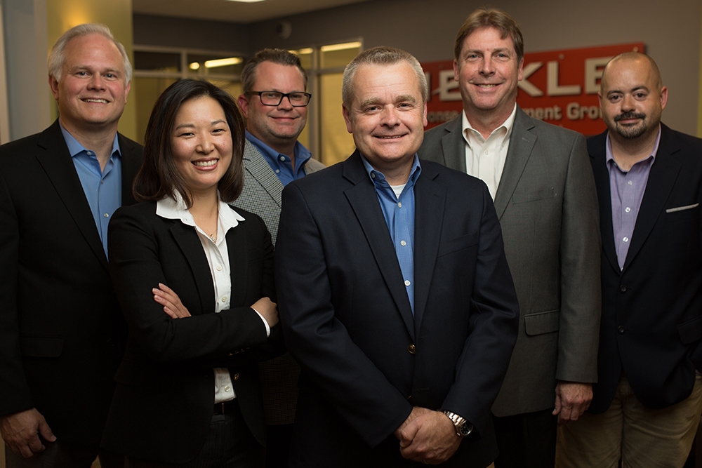 Photo of Merkle leadership team